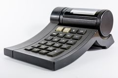 An old calculator Royalty Free Stock Image