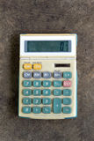 Old calculator Royalty Free Stock Photo