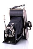 Old camera. A pic of an old photographic camera Royalty Free Stock Photography