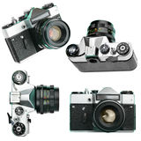 Old camera Stock Images