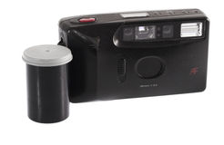 Old camera Stock Photography