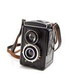 Old camera Royalty Free Stock Photos