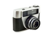 Old Camera. Retro Old Camera of 70's Royalty Free Stock Image