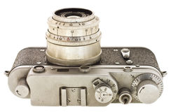 Free Old Camera Royalty Free Stock Image - 4471766
