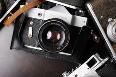 Free Old Camera Royalty Free Stock Photos - 62159608