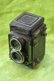 Old camera 6x6 stock images