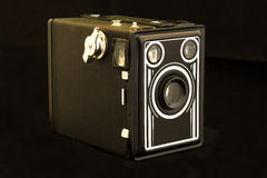 Old Camera. Royalty Free Stock Photos