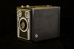 Old Camera. Royalty Free Stock Image