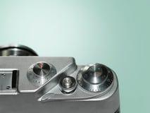 Old camera close up Stock Image