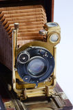 Old camera detail Royalty Free Stock Images