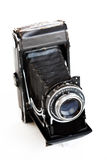 Old camera isolated Royalty Free Stock Photos