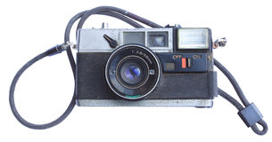 Old camera of my dad Royalty Free Stock Image