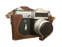 Old camera object retro Stock Photography