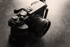 Old Camera for Photography Stock Photos