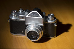 Old camera Royalty Free Stock Photography