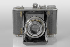 Old camera. Stock Image