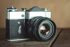 Old Camera Royalty Free Stock Photo