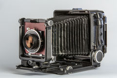 Old cameras Royalty Free Stock Photos