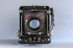 Old cameras Royalty Free Stock Photo