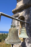 OLd campanile in Greece Stock Image