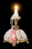 Old Candle Stick Royalty Free Stock Photo