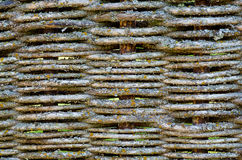 Old cane background Royalty Free Stock Photos