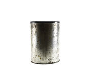 Old canister Royalty Free Stock Images