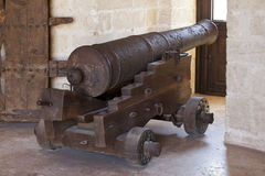 Old Cannon Stock Photo