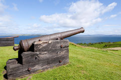 Free Old Cannon Royalty Free Stock Photos - 21223118