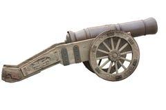 Old_cannon 免版税库存图片