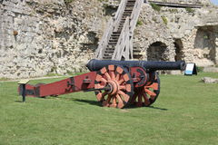 Free Old Cannon Stock Photography - 50260062
