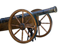 The Old cannon Royalty Free Stock Images