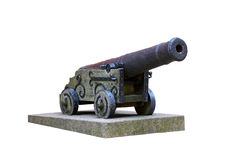 Old cannon Stock Photography