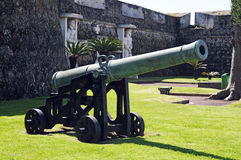 Fort in Ponta Delgada Royalty Free Stock Photos