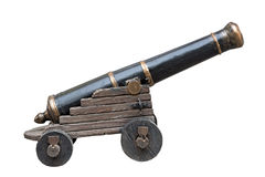 Old cannon. Stock Photography