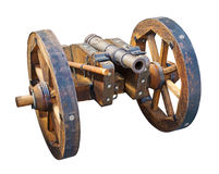 Old cannon Royalty Free Stock Photos