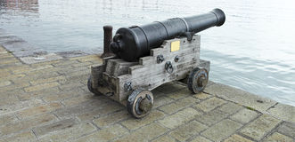 Old cannon Royalty Free Stock Images