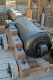 The Old cannon Stock Images