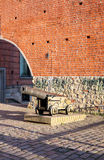 Old cannon Stock Image