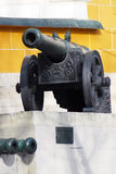 Old cannons in Moscow Kremlin Royalty Free Stock Photography