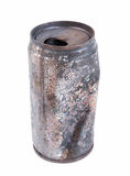 Old cans Royalty Free Stock Photography