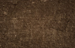 Old canvas fabric Royalty Free Stock Photography