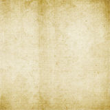 Old canvas texture. Stock Photography