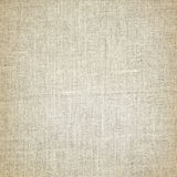Old canvas texture background and horizontal lines pattern. As abstract vintage background Stock Photo