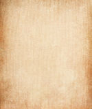 Old canvas texture Stock Images