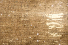 Old canvas texture. Old grunge canvas texture background Royalty Free Stock Images