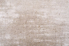 Old canvas texture. Old grunge canvas texture background Royalty Free Stock Image