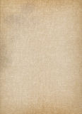 Old canvas texture. Stock Photos