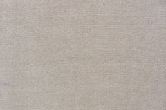 Old canvas texture Stock Image