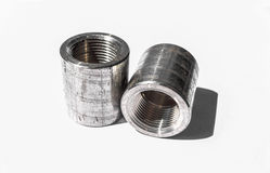 Old cap tubing Royalty Free Stock Images